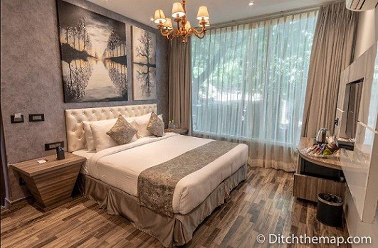 Palm Bliss Resort Rishikesh India 10
