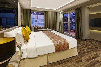 Palm Bliss Resort Relaxation Program (Sukhanubhava) Deluxe Room
