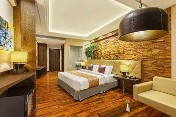 Palm Bliss Resort Relaxation Program (Sukhanubhava) Premium Room