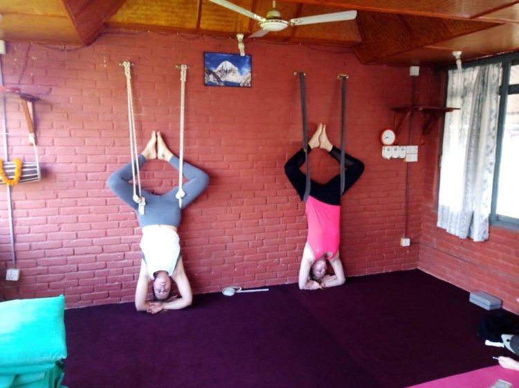 Mantra Yoga & Meditation Pokhara Nepal 3