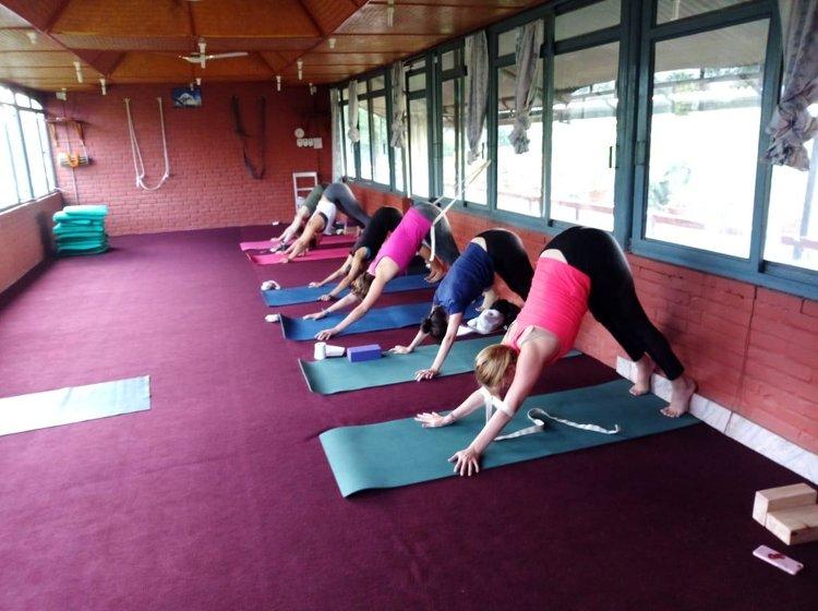 Mantra Yoga & Meditation Pokhara Nepal 4