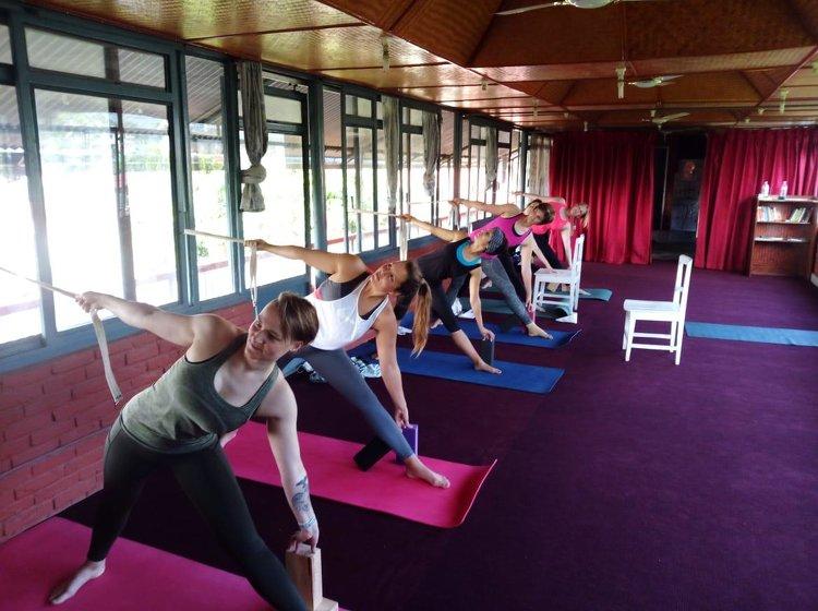 Mantra Yoga & Meditation Pokhara Nepal 5