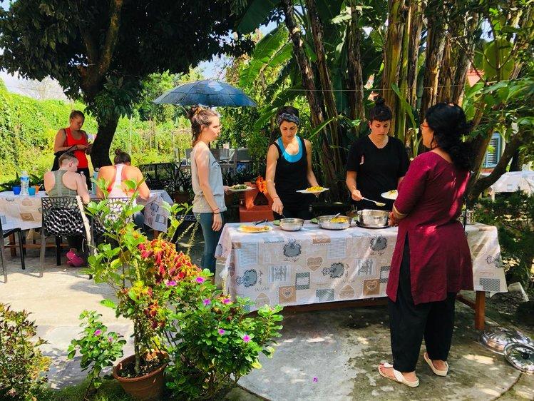 Mantra Yoga & Meditation Pokhara Nepal 7