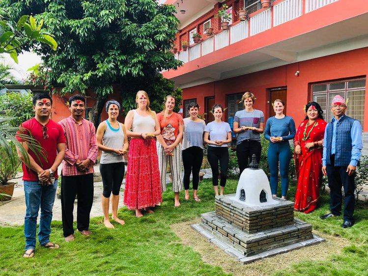 Mantra Yoga & Meditation Pokhara Nepal 8