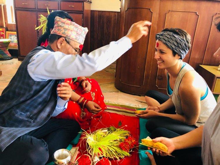 Mantra Yoga & Meditation Pokhara Nepal 9