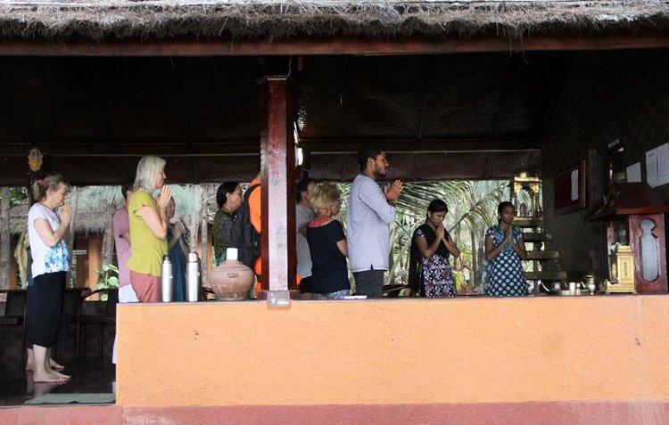 Ayurveda Yoga Village Panchakarma Treatment 2