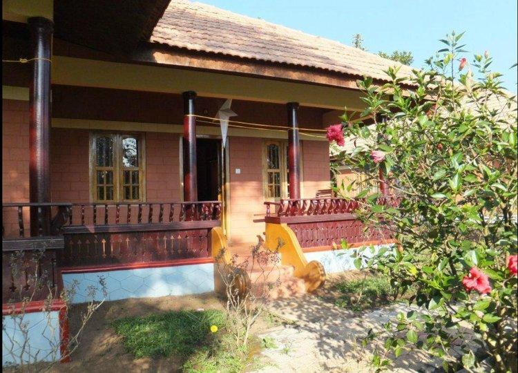 Ayurveda Yoga Villa Kartikulam India 7