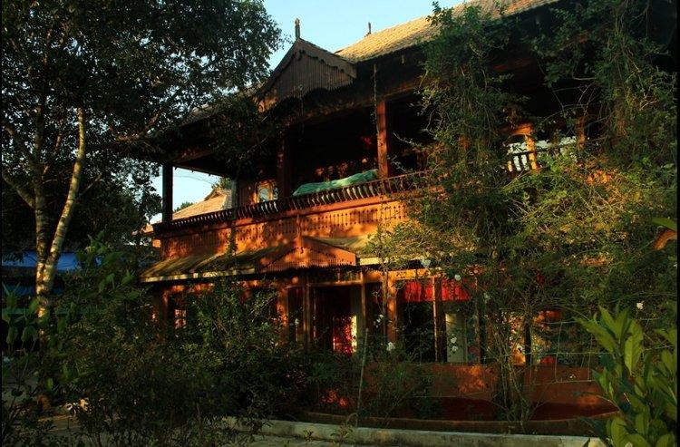 Ayurveda Yoga Villa Kartikulam India 11