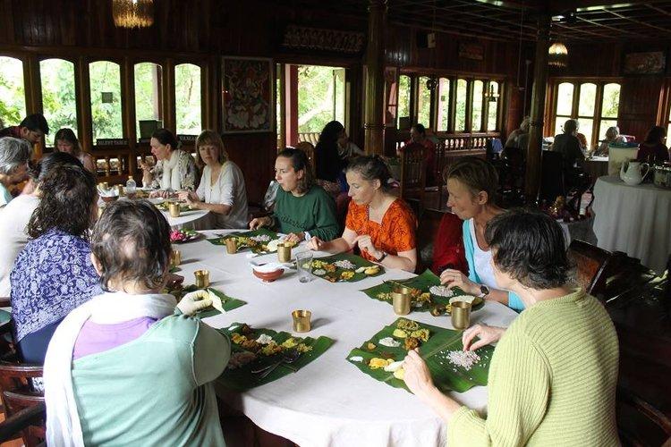 Ayurveda Yoga Villa Kartikulam India 12