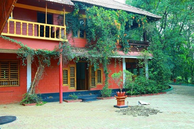 Ayurveda Yoga Villa Kartikulam India 13