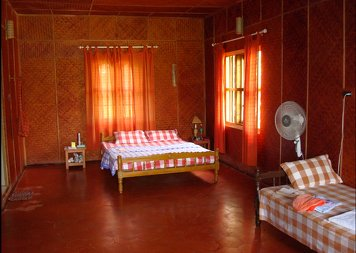Ayurveda Yoga Villa Siddha Marma Therapy Back Cottages