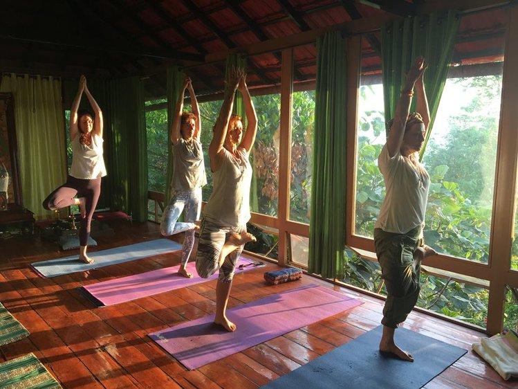 Udayagiri Retreat Yoga & Meditation 1