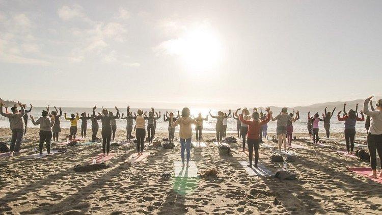 AYM Yoga School Goa Arambol India 6