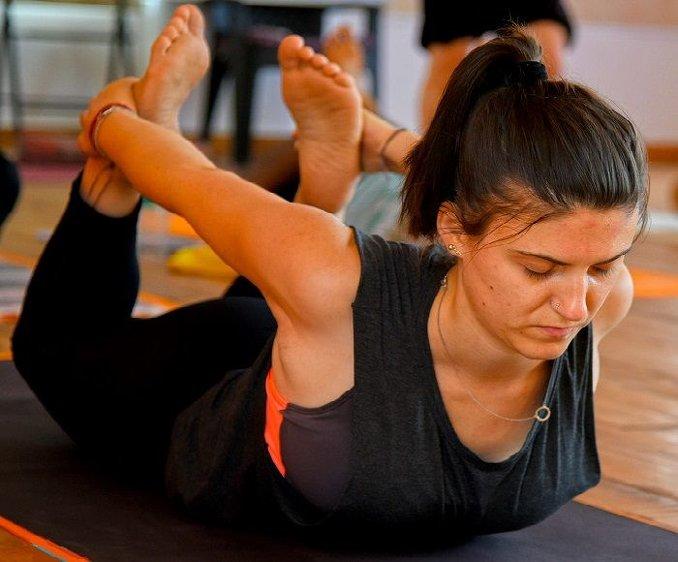AYM Yoga School Goa 200 HOUR YOGA TEACHER TRAINING 2