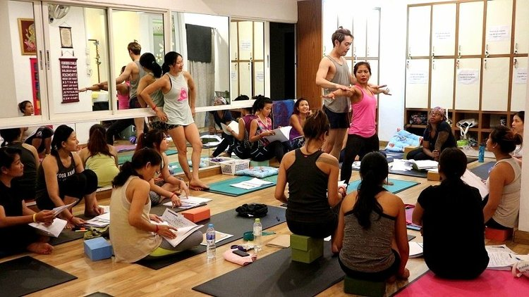 AYM Yoga School Goa 200 HOUR YOGA TEACHER TRAINING 4