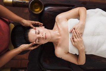 Amara Ayurveda Retreat Stress Relieving Program