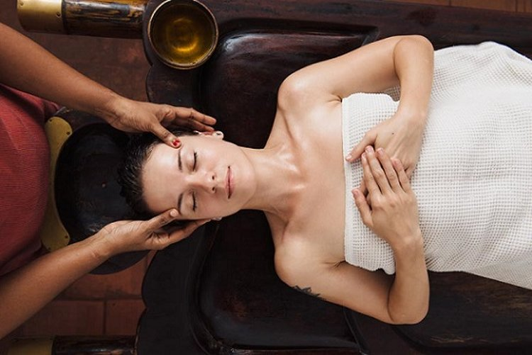Amara Ayurveda Retreat Stress Relieving Program 1