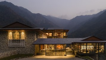 Taj Rishikesh Resort & Spa Rishikesh India