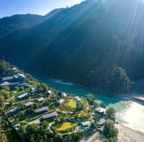 Taj Rishikesh Resort & Spa Holistic Wellness 3