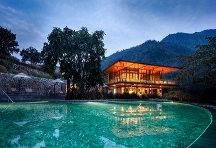 Taj Rishikesh Resort & Spa Panchkarma 6