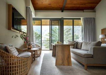 Taj Rishikesh Resort & Spa Holistic Wellness Premium Villa Twin Bed
