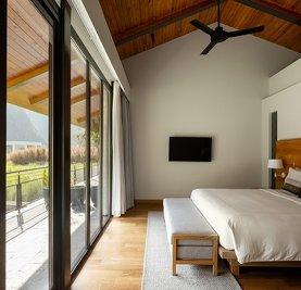 Taj Rishikesh Resort & Spa Holistic Wellness Gangotri Villa King Bed