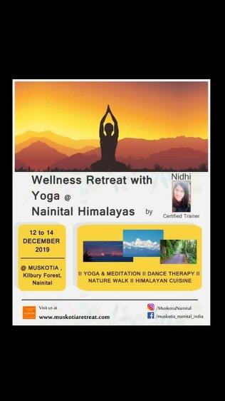 Muskotia Wellness Wellness Retreat with Yoga @ Nainital Himalayas 5