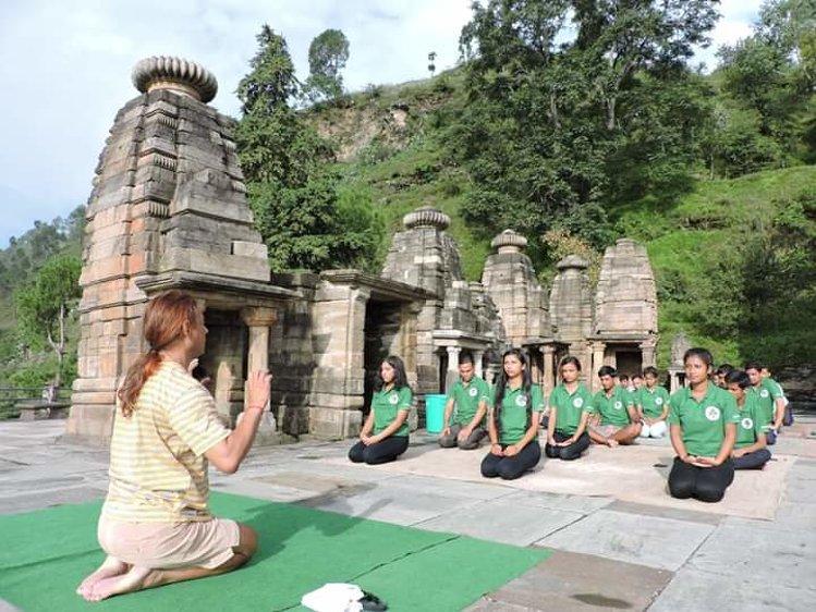 Muskotia Wellness YOGA NIDRA & MEDITATION RETREAT 1