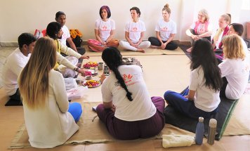 Hatha Yoga World Rishikesh India