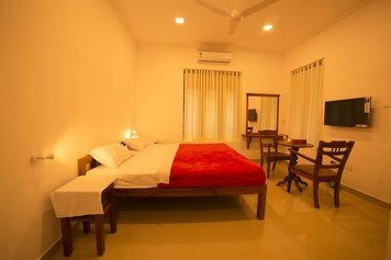 Sree Chithra Ayuryogatheeram Anti Ageing Program Deluxe Room with Balcony