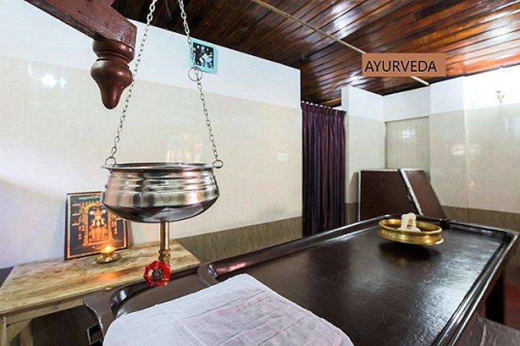 Royal Heritage Resort and Ayurveda Trivandrum India 9