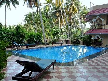 Ganesh Ayurveda Holiday Home Thiruvananthapuram India