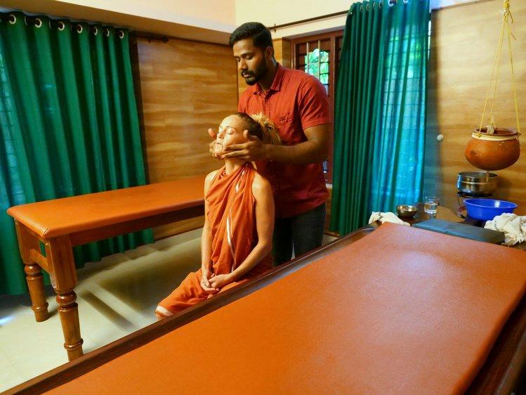 Ganesh Ayurveda Holiday Home Thiruvananthapuram India 5