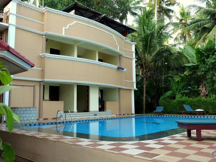 Ganesh Ayurveda Holiday Home Thiruvananthapuram India 14
