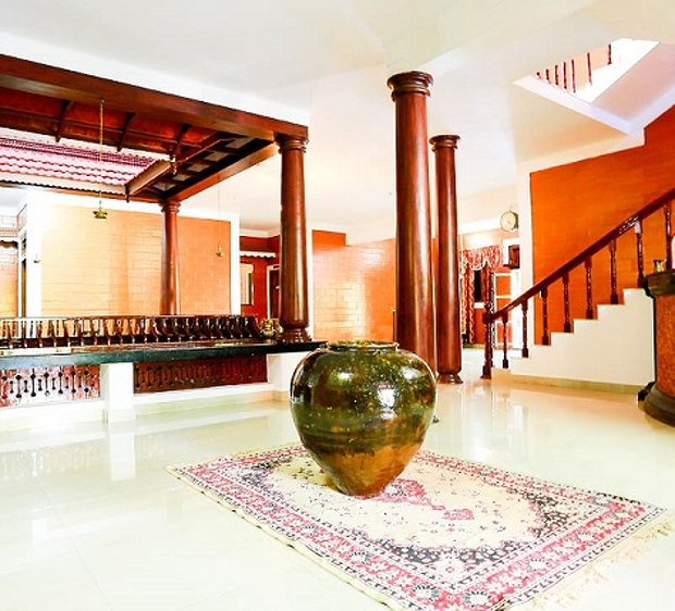 Sree Chithra Ayur Home - Indian Residents Thrissur India 6