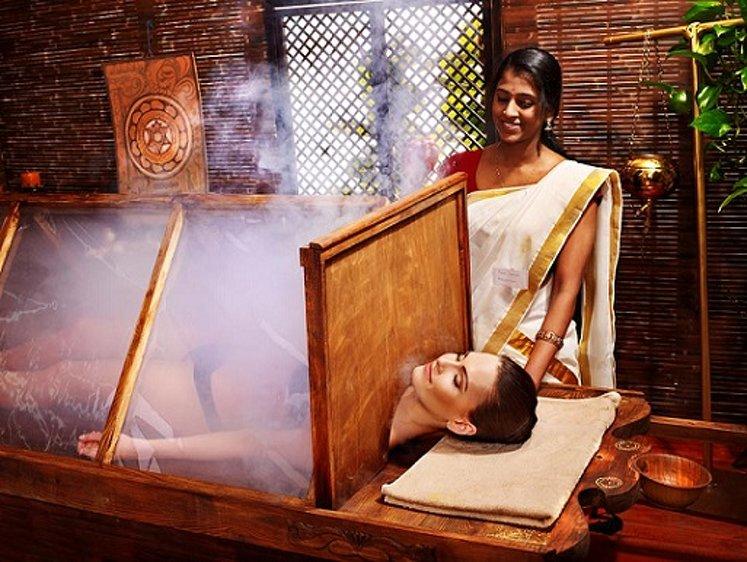 Sree Chithra Ayuryogatheeram - Indian Residents Slimming Program 2