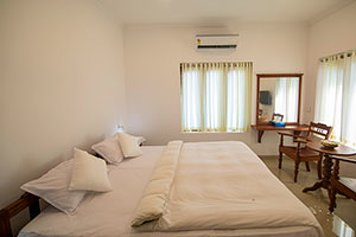 Sree Chithra Ayuryogatheeram - Indian Residents Stress Management Program Deluxe Room with Balcony