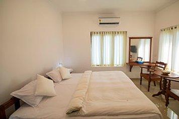 Sree Chithra Ayuryogatheeram - Indian Residents Rejuvenation Program Deluxe Room with Balcony