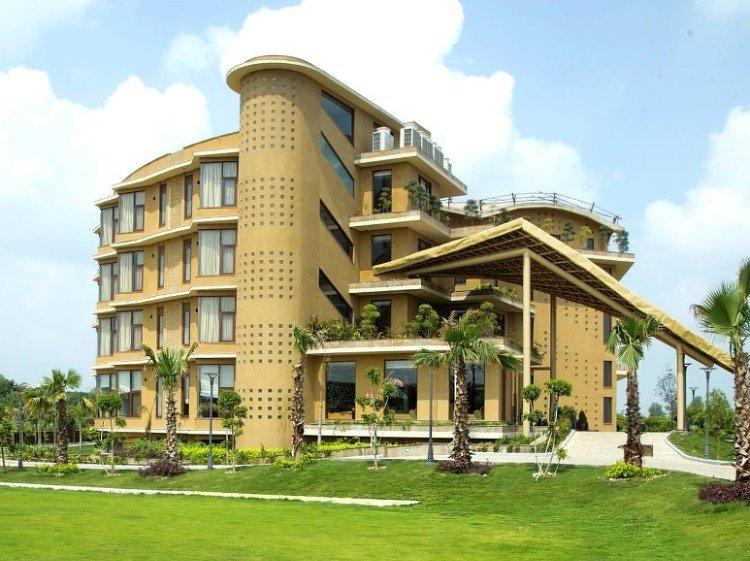 Jivagram Ayurveda Hospital Faridabad INDIA 1