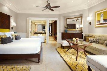 Taj Fort Aguada Resort & Spa Goa Wellness Retreat Aguada Cottage Garden view