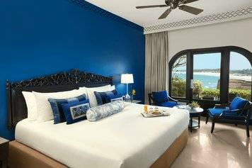 Taj Fort Aguada Resort & Spa Goa Wellness Retreat Deluxe Sea view room with sit-out
