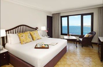 Taj Fort Aguada Resort & Spa Goa Wellness Retreat Premium Suite sea view with Terrace