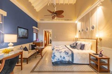 Taj Holiday Village Resort & Spa, Goa Wellness Retreat Premium Cottage Garden view