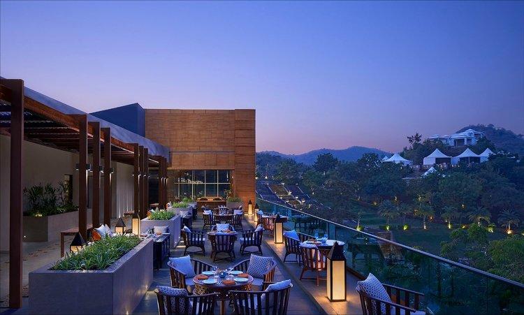 Taj Aravali Resorts and Spa, Udaipur Udaipur INDIA 1