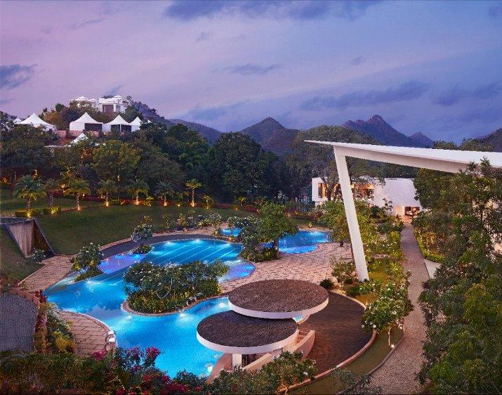 Taj Aravali Resorts and Spa, Udaipur Udaipur INDIA 4