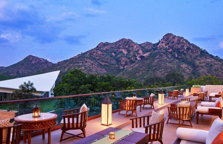 Taj Aravali Resorts and Spa, Udaipur Udaipur INDIA 7