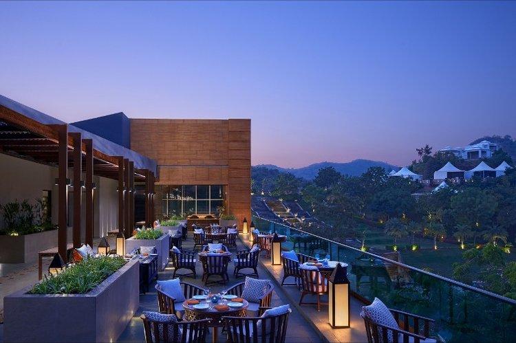 Taj Aravali Resorts and Spa, Udaipur Panchakarma 2