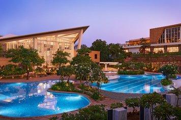 Taj Aravali Resorts and Spa, Udaipur Wellness Retreat