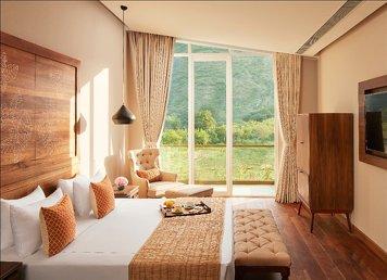 Taj Aravali Resorts and Spa, Udaipur Deluxe Room Hill View