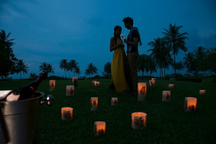 Taj Exotica Resort and Spa Goa Goa India 1